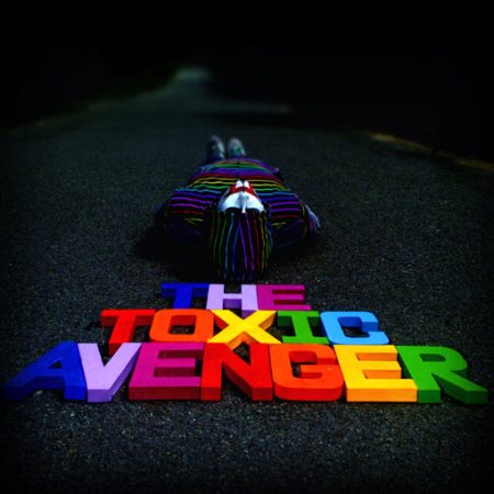 the toxic avenger - single
